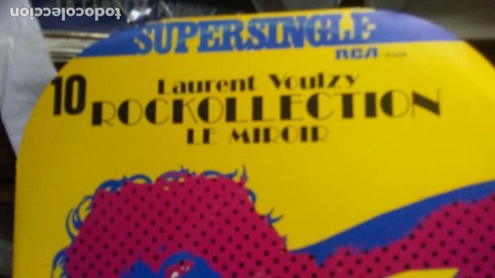 Discos de vinilo: ROCKOLECTION -LAURENT VAULZY - Foto 2 - 165588046