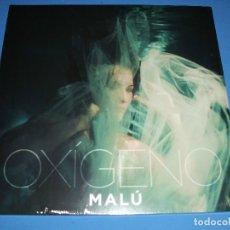 Discos de vinilo: MALU OXIGENO 150 GRAMOS DISCO DE VINILO NUEVO Y PRECINTADO (ENVIÓ CERTIFICADO A ESPAÑA 2 EUROS). Lote 240726900