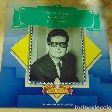 Disques de vinyle: ROY ORBISON – THE CROWD / LANA - SINGLE OLD GOLD 1989. Lote 165601030