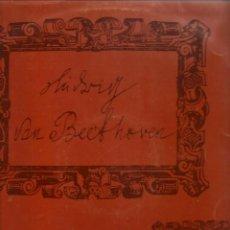 Discos de vinilo: LP. LUDWIG VAN BEETHOVEN. SINFONIA Nº 9. (P/B72). Lote 165605198
