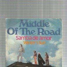 Discos de vinilo: MIDDLE ROAD SAMBA. Lote 165606958
