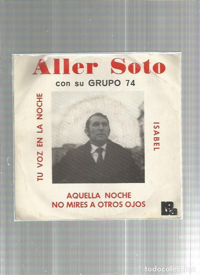 ALLER SOTO ISABEL (Música - Discos - Singles Vinilo - Otros estilos)