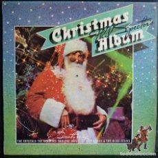 Discos de vinilo: PHIL SPECTOR´S CHRISTMAS ALBUM. 1963 (VG VG+) MADE IN ENGLAND. Lote 165610262