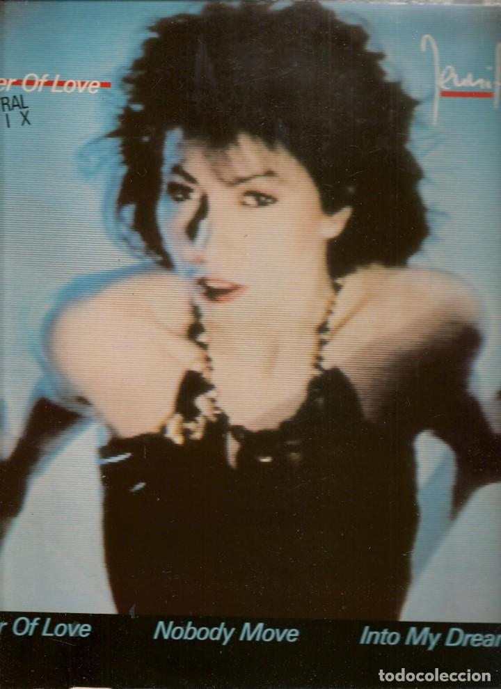 LP. JENNIFER RUSH. (P/B72) (Música - Discos - LP Vinilo - Otros estilos)