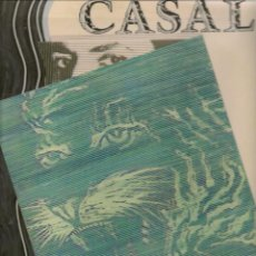 Discos de vinilo: LP. CASAL. TIGRE BENGALÍ. (P/B72). Lote 165618102