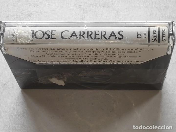 Discos de vinilo: TENOR JOSE CARRERAS RECITAL -BUENA INTERPRETACIÓN CANCIONES- NUEVO A DESPRECINTAR - Foto 4 - 165620814