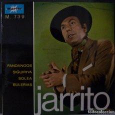 Discos de vinilo: JARRITO // VOY A PLANTAR DE ROSALES+3 // 1968 EP. Lote 165620942