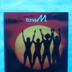Discos de vinilo: BONEY M BOONOONOONOOS. Lote 165629938