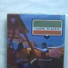 Discos de vinilo: HERB ALPERT AND THE TIJUANA BRASS GOING PLACES. Lote 165630922