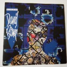 Discos de vinilo: DAVID BOWIE- BLUE JEAN - SPAIN PROMO SINGLE 1984 - VINILO COMO NUEVO.. Lote 165631310