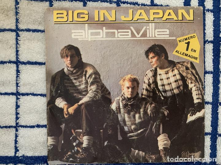 Discos de vinilo: Alphaville ?– Big In Japan Sello: WEA ?– 24 9505-7 Formato: Vinyl, 7 , Single, 45 RPM País: France - Foto 2 - 165639042
