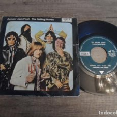 Discos de vinilo: THE ROLLING STONES - JUMPIN JACK FLASH. Lote 165647566