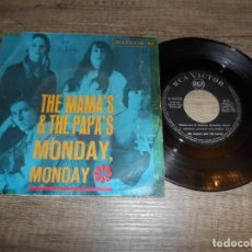 Dischi in vinile: THE MAMA'S & THE PAPA'S - MONDAY, MONDAY. Lote 165647846