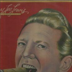 Discos de vinilo: JERRY LEE LEWIS WHEN TWO WORLDS + REGALO SORPRESA. Lote 165657734