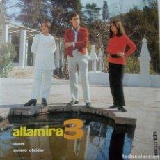 Discos de vinilo: ALTAMIRA 3: LLUVIA . Lote 165669674