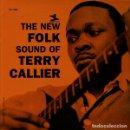 Discos de vinilo: TERRY CALLIER - THE NEW FOLK SOUND OF TERRY CALLIER - REEDICIÓN. Lote 165720454