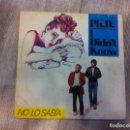 Discos de vinilo: SINGLE. PH. D. I DIDN'T KNOW. THEME FOR JENNY. 1983. Lote 165725118