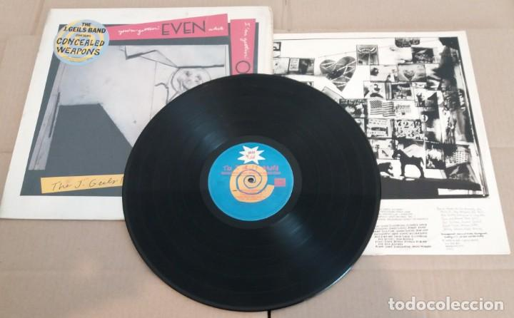 THE J. GEILS BAND ?/ YOU'RE GETTIN' EVEN WHILE I'M GETTIN' ODD / LP (Música - Discos - LP Vinilo - Pop - Rock - New Wave Extranjero de los 80)