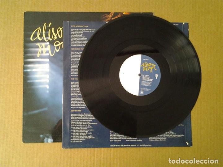 Discos de vinilo: ALISON MOYET -ALF- LP CBS 1984 ED. INGLESA CBS 26229 MUY BUENAS CONDICIONES. - Foto 3 - 165737606