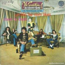 Discos de vinil: ALEX HARVEY BAND, GAMBLIN' BAR ROOM BLUES. (VERTIGO,1976). Lote 165738654