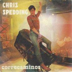 Disques de vinyle: CHRIS SPEDDING, CORRECAMINOS. (RAK,1982). Lote 165742734
