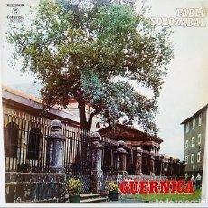 Discos de vinilo: VINILO GUERNICA DE SOROZABAL. AÑO 1967. Lote 165743370