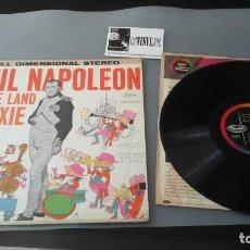 Discos de vinilo: PHIL NAPOLEON – IN THE LAND OF DIXIE LP CAPITOL RECORDS – ST 1428 EDICIÓN USA. Lote 165744702