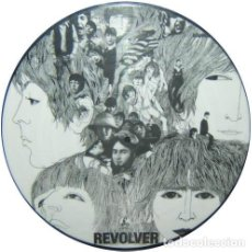 Discos de vinilo: THE BEATLES ‎– REVOLVER. Lote 165753910