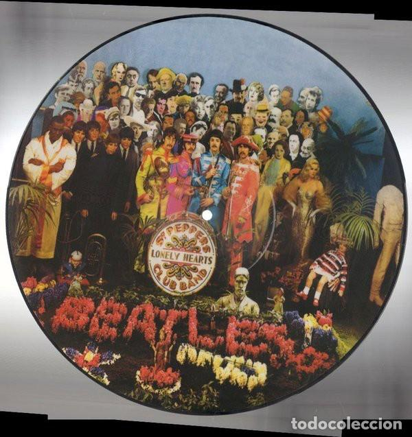 Discos de vinilo: The Beatles ‎– Sgt. Pepper's Lonely Hearts Club Band - Foto 1 - 165754246