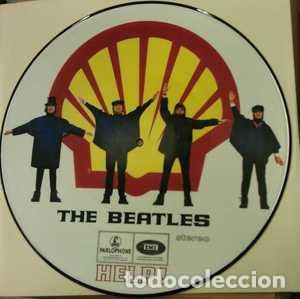 THE BEATLES – HELP! (Música - Discos - LP Vinilo - Rock & Roll)