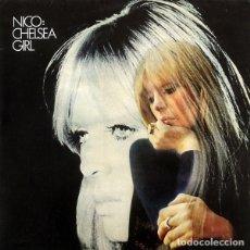 Discos de vinilo: NICO – CHELSEA GIRL -LP-. Lote 207300148