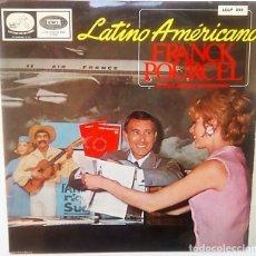 Discos de vinilo: VINILO LATINO AMERICANO DE FRANK POURCEL. AÑO 1965. Lote 165767246
