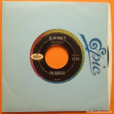 Discos de vinilo: THE BEATLES: FROM ME TO YOU / THIS BOY - SINGLE - MUSART (MEXICO) - 1964. Lote 165768902