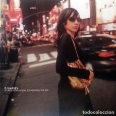 Discos de vinilo: PJ HARVEY ‎– STORIES FROM THE CITY, STORIES FROM THE SEA -LP-. Lote 213598478