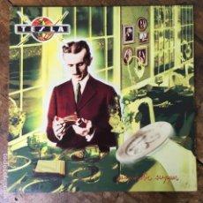 Discos de vinilo: DISCO DE VINILO, LP DE TESLA, PSYCHOTIC SUPPER GEF-24424 USA 1991. Lote 165784146