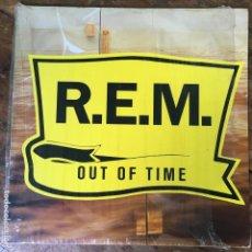 Discos de vinilo: DISCO DE VINILO, LP DE REM OUT OF TIME, US 1-26496 1991. Lote 165785058