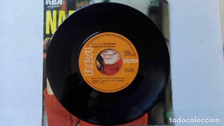 Discos de vinilo: DISCO DE NADA (EN ESPAÑOL)HACE FRÍO YA -AÑO 1969 .DE VENTA EN UN LOTE.SOLO PARA VER FOTOS DEL DISCO - Foto 3 - 165796494