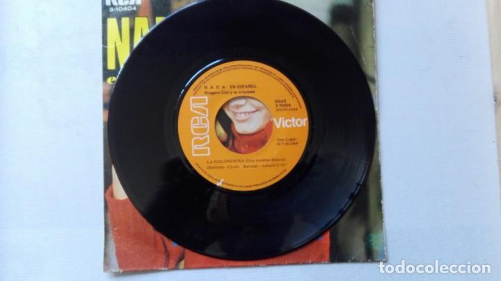 Discos de vinilo: DISCO DE NADA (EN ESPAÑOL)HACE FRÍO YA -AÑO 1969 .DE VENTA EN UN LOTE.SOLO PARA VER FOTOS DEL DISCO - Foto 4 - 165796494