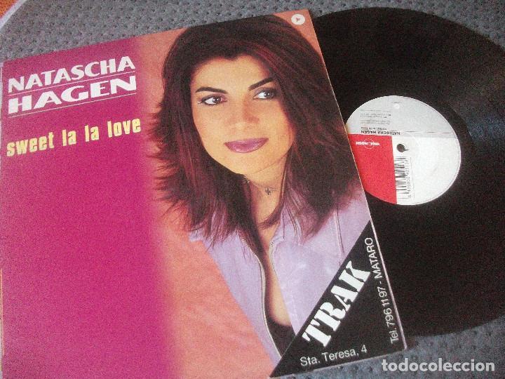 NATASHA HAGEN, MAXI VINILO, SWEET A LA LOVE, (Música - Discos de Vinilo - EPs - Disco y Dance)