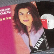 Discos de vinilo: NATASHA HAGEN, MAXI VINILO, SWEET A LA LOVE, . Lote 165818678