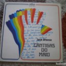 Discos de vinilo: LP. JOSE ALFONSO. CANTIGAS DO MAIO. MUY BUENA CONSERVACION. Lote 165820086
