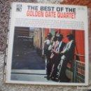 Discos de vinilo: LP. THE BEST OF THE GOLDEN GATE QUARTET. AÑO 1967. BUENA CONSERVACION. Lote 165820790