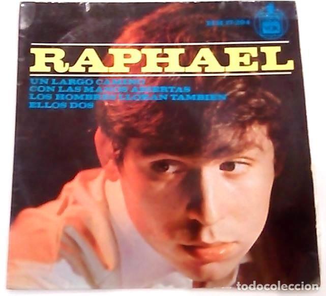 SINGLE DE RAPHAEL DE 1964 (Música - Discos - Singles Vinilo - Solistas Españoles de los 50 y 60)