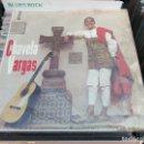 Discos de vinilo: PRIMER LP ORIG MKL 1363 MONO!!!! MÉXICO 1961 CHAVELA VARGAS DISCO VG+ MUY BUEN SONIDO PORTADA G+. Lote 165835102