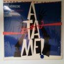 Discos de vinilo: BSO ATAME PEDRO ALMODÓVAR (1989).BANDA SONORA ENNIO MORRICONE .MUY BUEN ESTADO.ANTONIO BANDERAS. Lote 165836020