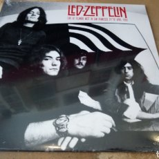 Discos de vinilo: LED ZEPPELIN LIVE AT FILLMORE WEST IN SAN FRANCISCO 24 OF ABRIL 1969 - LP VINILO PRECINTADO. Lote 165848112
