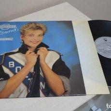 Discos de vinilo: C.C.CATCH DIAMONDS -HER GRATEST HITS - ARIOLA AÑO 1988-HANSA- . Lote 165851282
