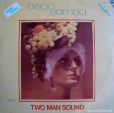 Discos de vinilo: TWO MAN SOUND. DISCO SAMBA.. Lote 165854594