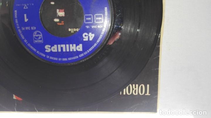 Discos de vinilo: DISCO DE TORQUATO Y LOS CUATRO.BABY NIGHT...DE VENTA EN UN LOTE.SOLO PARA VER FOTOS DEL DISCO. - Foto 5 - 165854990