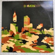 Discos de vinilo: LP D=MON REGULATE. Lote 165871585